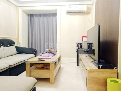 中海苏黎世家 1室 1厅 54.39平米