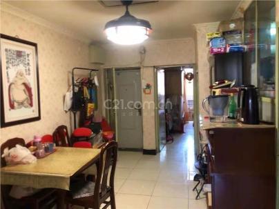 造甲南里 2室 1厅 55.55平米