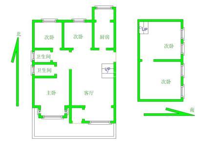 腾龙家园三区 5室 2厅 187.19平米