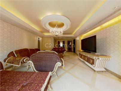 山水文园四期(西园) 3室 2厅 169平米