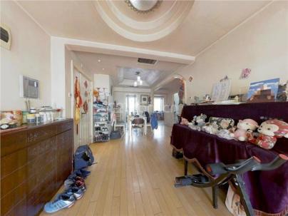 山水文园一期、二期(中园) 2室 2厅 123.6平米