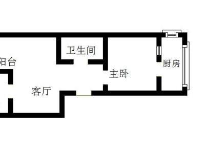 矿机北门(矿机北路) 2室 1厅 65平米