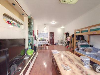 珠江骏景中区 2室 2厅 101平米