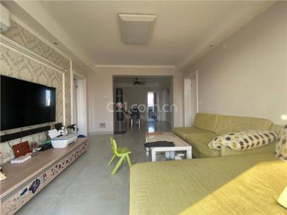 新海南里 3室 2厅 107平米