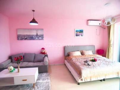 沿海赛洛城(美利山) 1室 1厅 55平米