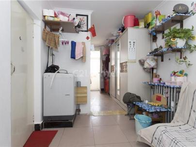 城关北里 2室 1厅 36.33平米