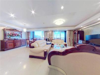 光彩国际公寓 3室 1厅 216.48平米
