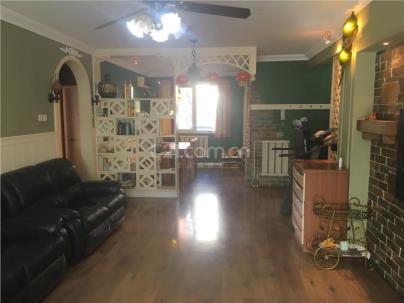 万科青青家园 3室 2厅 139.4平米
