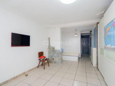 建设部大院 1室 1厅 43.17平米