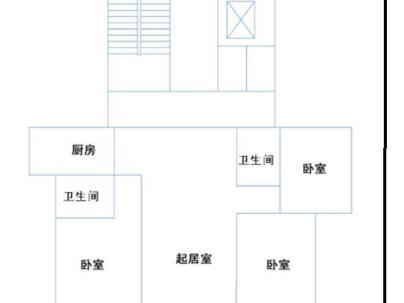 阿尔卡迪亚小区 3室 2厅 128.59平米