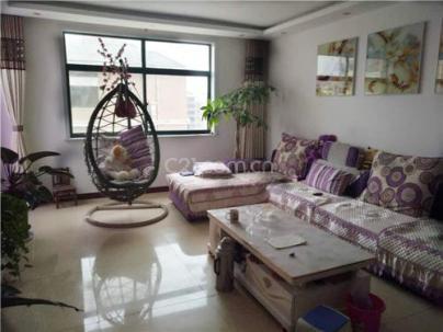 岱岳凤山城 3室 2厅 128平米