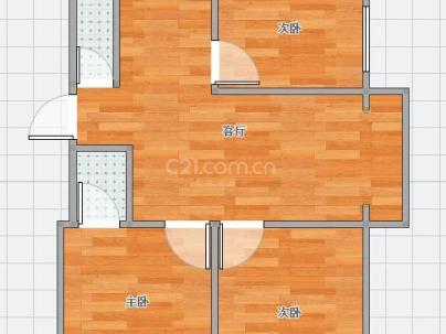 广厦新苑A区 3室 2厅 147平米