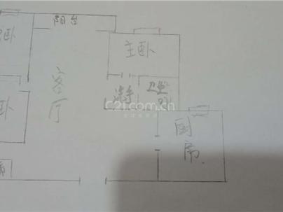 名门城 6室 2厅 180平米