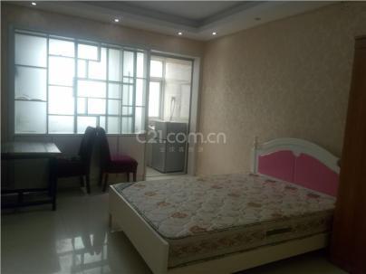 天明城 1室 1厅 34.37平米