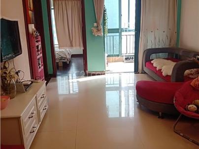 恒大绿洲 2室 1厅 84.57平米