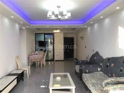 翰林珑城 3室 2厅 110平米