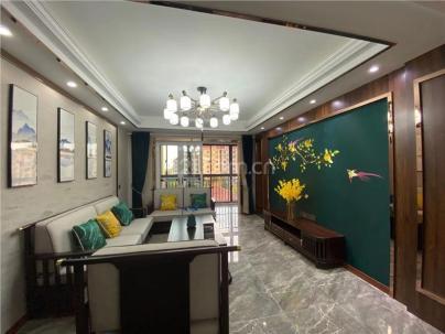 皇家水岸.卢浮宫花园 3室 2厅 139平米