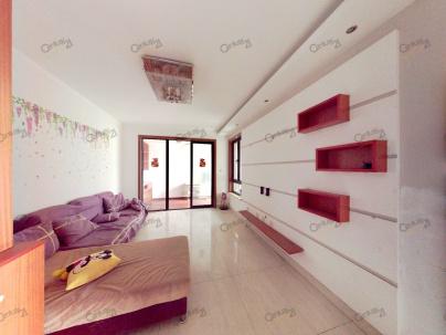中环紫荆公馆 2室 2厅 83.84平米