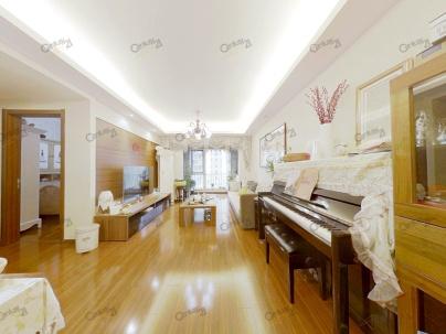 万科城一期 3室 2厅 89平米