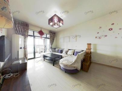 蓝光圣菲town城 2室 2厅 81.89平米