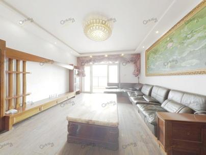 比华利国际城一期 3室 2厅 140.83平米