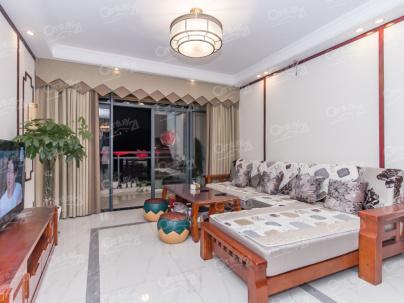 翰林南城 4室 3厅 160平米