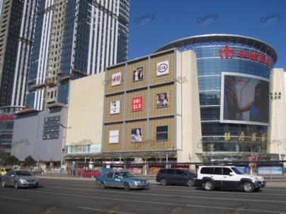 阳光100国际新城H区 3室 2厅 110平米