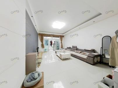 江海皇都私家花园 3室 2厅 121.1平米