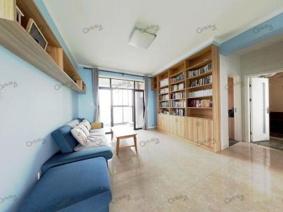 橡树城 3室 2厅 100.51平米