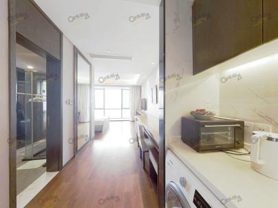 丰隆城市中心 1室 1厅 72.79平米