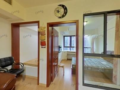 启航城晶彩晶座 1室 1厅 51.7平米