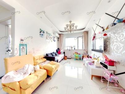 世茂蝶湖湾 2室 1厅 74.33平米