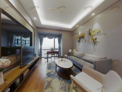丰隆城市中心 2室 1厅 108.55平米
