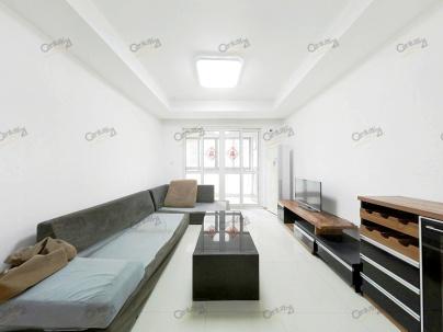 启航城晶彩晶座 2室 1厅 88.4平米