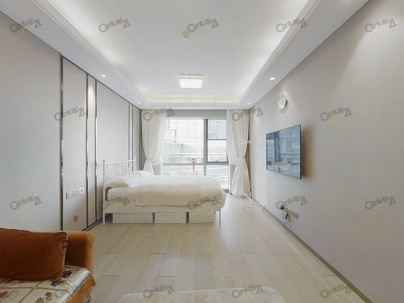 丰隆城市中心 1室 1厅 74.88平米