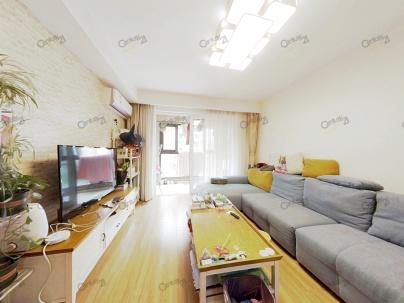 万科魅力花园 3室 2厅 84.89平米