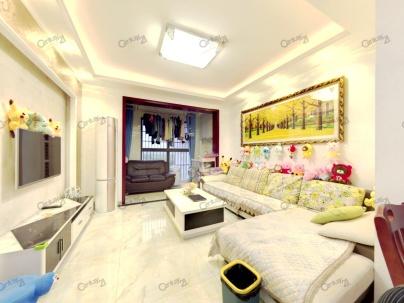 新城域花园 3室 1厅 90.42平米