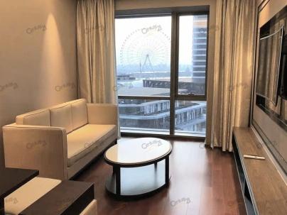 丰隆城市中心 1室 2厅 78平米
