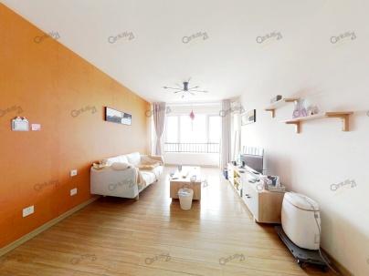 万科魅力花园 3室 2厅 89.37平米