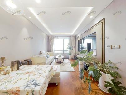 丰隆城市中心 1室 1厅 75平米
