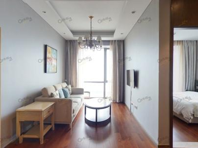 丰隆城市中心 1室 1厅 90平米