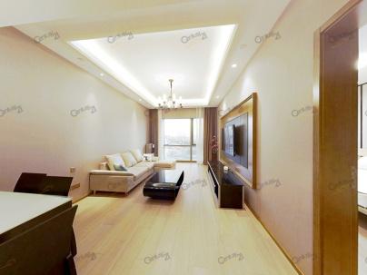 丰隆城市中心 1室 2厅 94.66平米