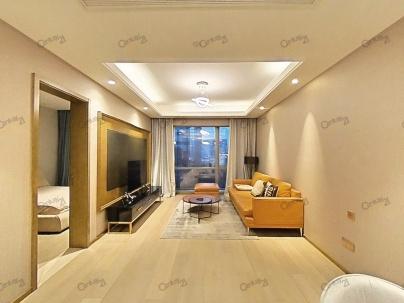 丰隆城市中心 2室 2厅 106平米