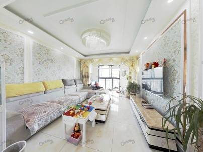 绿地21新城 3室 2厅 123.16平米