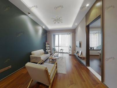 丰隆城市中心 2室 2厅 107.25平米