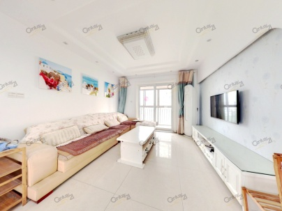 世茂蝶湖湾 3室 2厅 119.53平米