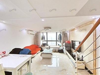 合景领峰 2室 1厅 45平米