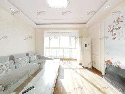 茂华紫苑公馆 2室 2厅 110平米