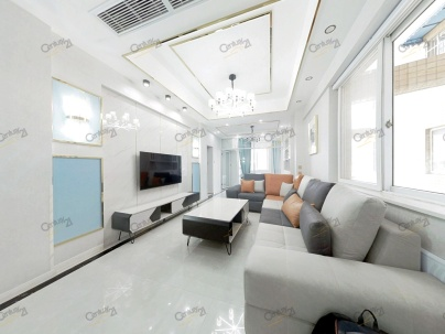 九洲二生活区 4室 1厅 124.81平米