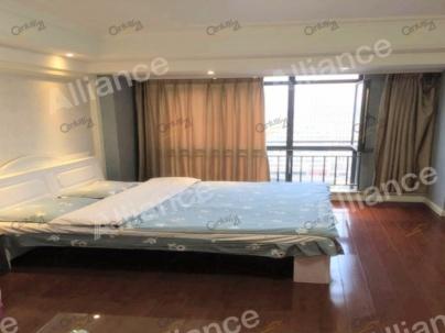 万达广场住宅楼 1室 1厅 45平米